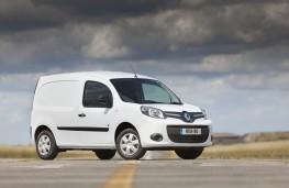Renault Kangoo, front