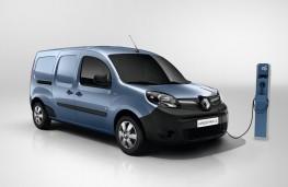 Renault Kangoo Z.E., 2017, charging