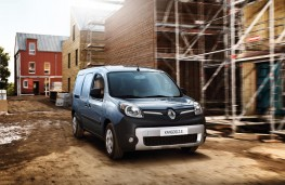 Renault Kangoo Z.E., 2017, front, on site