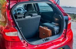 Ford Ka+, 2016, boot