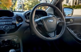 Ford Ka+, 2016, dashboard