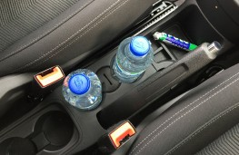Ford Ka+, 2016, cup holders