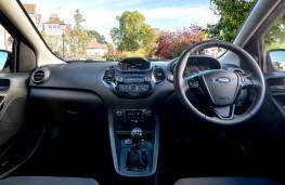 Ford Ka+, 2016, interior