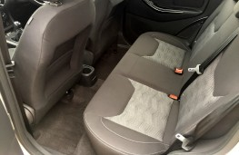 Ford Ka+, 2016, rear seats