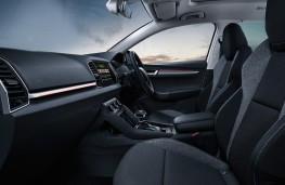 Skoda Karoq SE Drive, 2020, interior