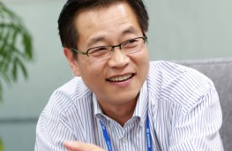 Dr Saehoon Kim, Kia head of fuel cell vehicle research