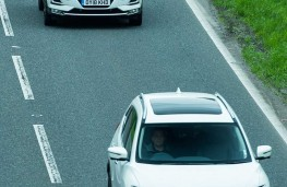 Keeping its distance - Nissan Qashqai with ProPilot