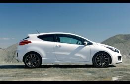 Kia pro-cee'd GT, profile