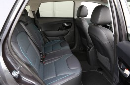 Kia e-Niro, rear seats