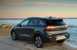 Kia e-Niro, rear static