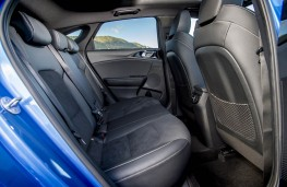 Kia ProCeed, rear seats