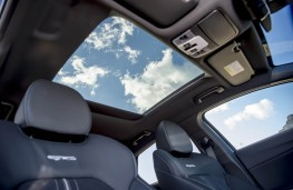 Kia ProCeed, sunroof