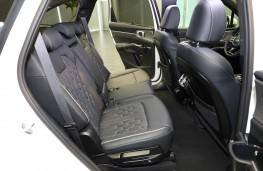 Kia Sorento 2020 rear seats