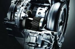 Kia's new 8-speed auto close up