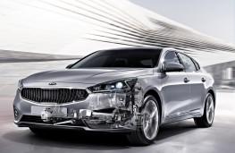 Kia Cadenza with new 8-speed auto