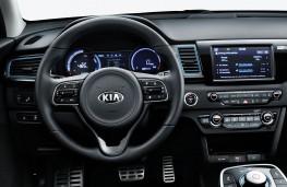 Kia e-Niro cockpit