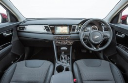 Kia Niro, dashboard