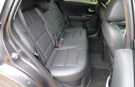 Kia Niro, rear seats
