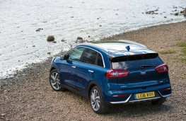 Kia Niro, rear static