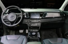 Kia Niro EV fascia