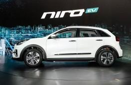 Kia Niro EV profile