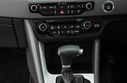 Kia Niro First Edition interior detail
