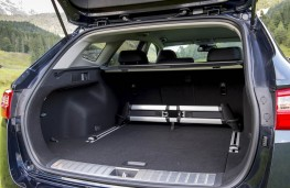 Kia Optima Sportswagon, boot