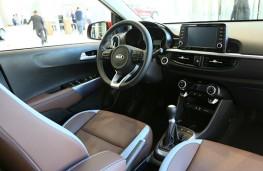 Kia Picanto 2017 Cockpit