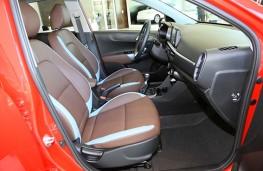 Kia Picanto 2017 front seats