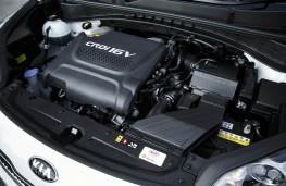 Kia Sportage, engine