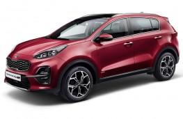 Kia Sportage 2018 front