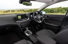 Kia XCeed, interior