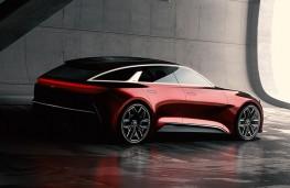 Kia concept car, Frankfurt Motor Show 2017