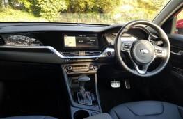 Kia Niro 1.6 GDi '4' Hybrid, cabin