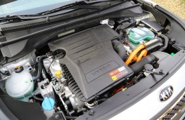 Kia Niro, engine