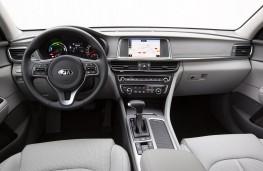 Kia Optima plug-in hybrid, interior