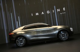 Imagine concept by Kia, side
