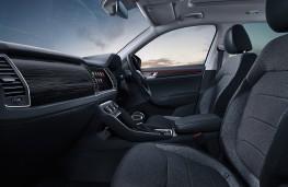 Skoda Kodiaq SE Drive, 2020, interior
