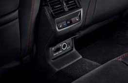 Skoda Kodiaq vRS, 2019, rear controls