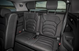 Skoda Kodiaq Edition, 2017, third row seats