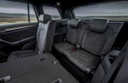 Skoda Kodiaq SportLine, 2019, rear seats