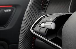 Skoda Kodiaq, 2020, steering wheel control