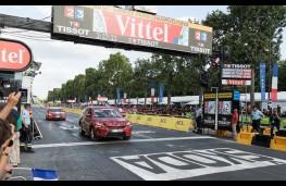 Skoda Kodiaq, Tour de France, front