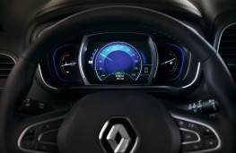 Renault Koleos, 2016, instrument panel