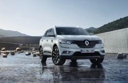 Renault Koleos, 2016, front, static