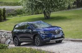 Renault Koleos, 2017, front, static