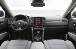 Renault Koleos, 2017, interior