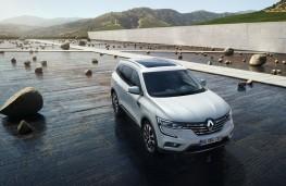 Renault Koleos, 2016, overhead