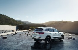 Renault Koleos, 2016, rear, static
