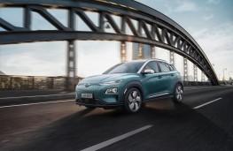 Hyundai Kona, front
